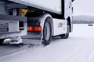 Зимние грузовые шины