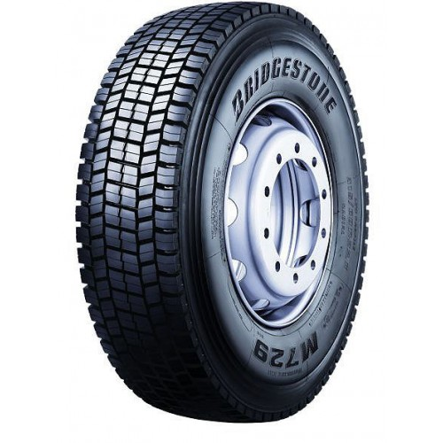 Грузовые шины Bridgestone M729 245/70R17.5