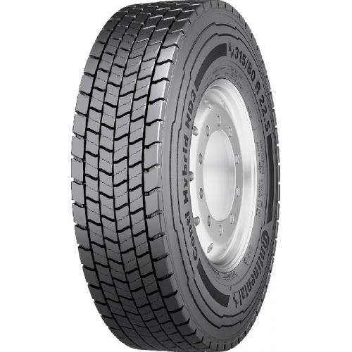 Грузовые шины Continental Conti Hybrid HD3 295/80R22.5
